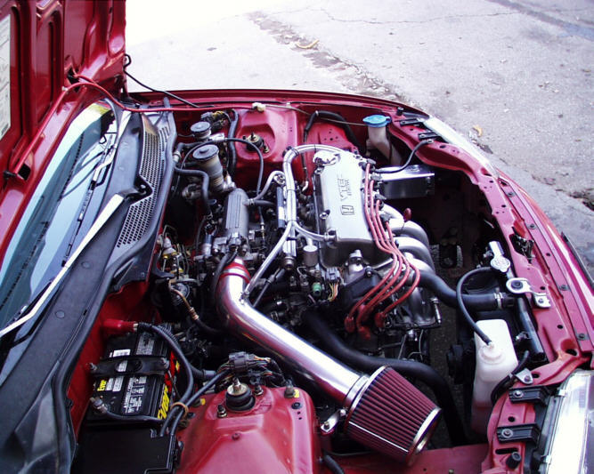 Honda Civic Hybrid >> Street Sports Project Cars-1993 Honda Civic D-series ...