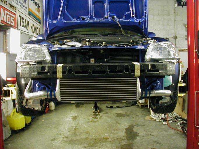 Project Cars-2000 Honda Civic Si turbo