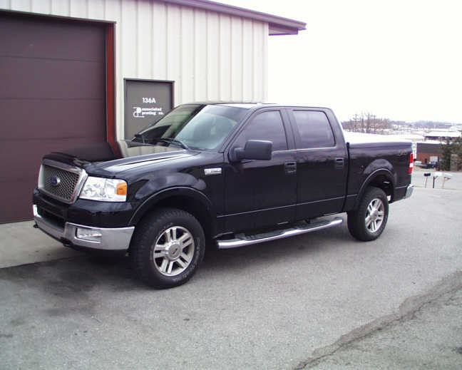 street sports project cars 2005 ford f150 lariat crew cab. Black Bedroom Furniture Sets. Home Design Ideas